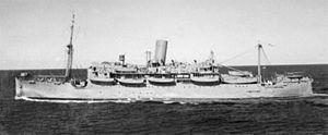 HMAS Westralia (F95) - HMAS Westralia