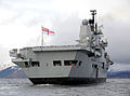 HMS Ark Royal From Astern MOD 45149727.jpg