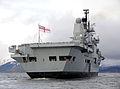 HMS Ark Royal From Astern MOD 45149727.jpg