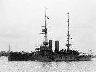 HMS Bulwark (1899) - Image: HMS Bulwark (1899)