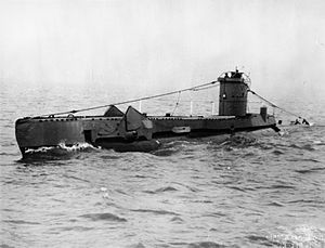HMS Untiring - Image: HMS Untiring