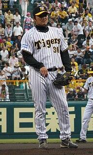Tomoyuki Kubota Japanese baseball player