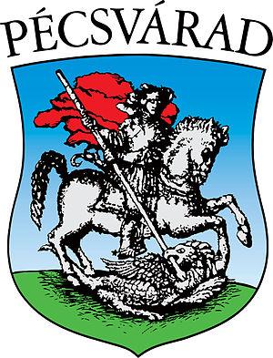 Pécsvárad - Image: HUN Pécsvárad COA