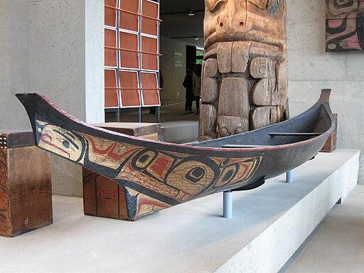 Haisla canoe (UBC-2009)