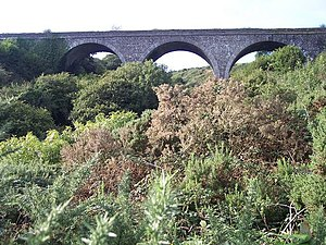 Cork, Bandon and South Coast Railway - Halfway Viaduct