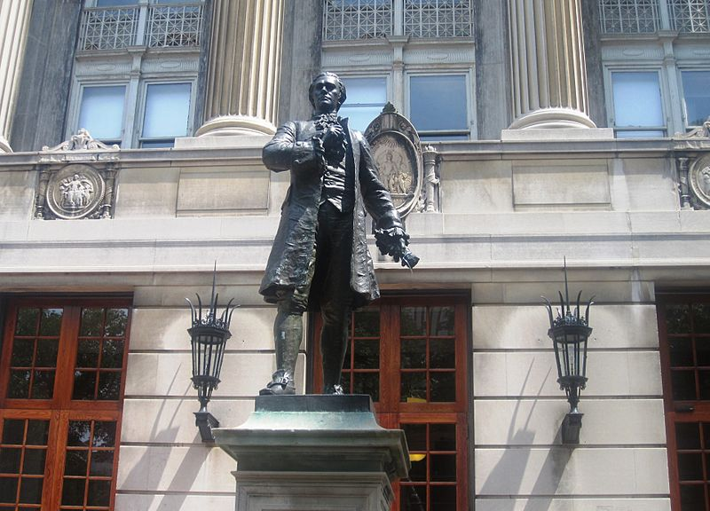 Hamilton statue at Columbia University IMG 0958.JPG