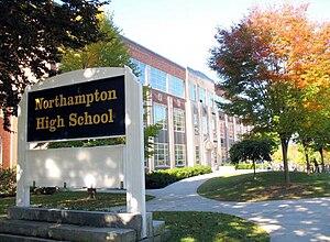 Northampton High School (Massachusetts) - Image: Hamphigh
