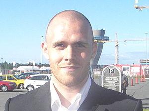 Hannes Sigurðsson - Image: Hannes Sigurdsson 01