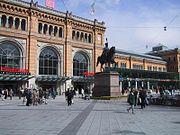 Hannover-hauptbahnhof