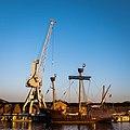 Hanseatisches Hafenensemble. - panoramio.jpg
