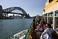 Harbour Bridge from ferry - panoramio.jpg