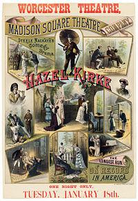 Hazel Kirke cover