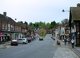 Haslemere – Veduta