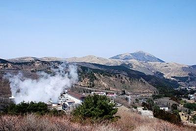 Picture of 八丁原地熱発電所