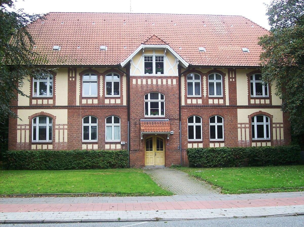 Liste Der Kulturdenkm Ler In Hamburg Farmsen Berne Wikipedia