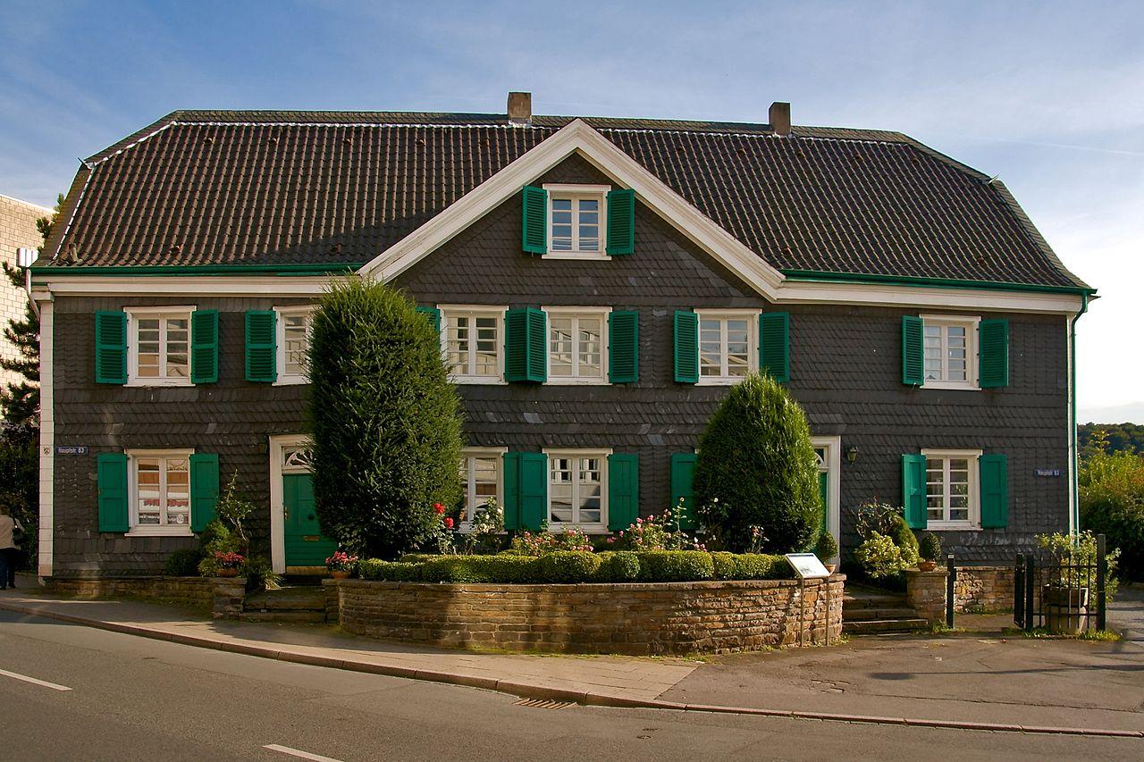 Datei Haus Im Engel Hauptstr 63 Essen