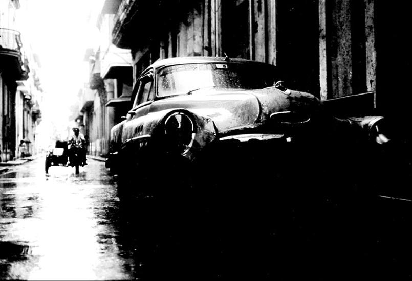 Havana SideCar RainScape