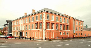 Havelock House, Belfast - Image: Havelock House, Belfast