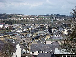 Hawick from the top of the Motte - geograph.org.uk - 767662.jpg