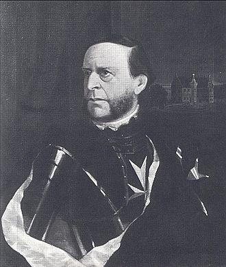 Brakel, Germany - August Franz von Haxthausen 1860