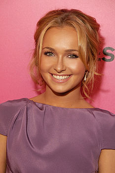 Hayden Panettiere agli Hollywood Style Awards 2009