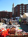 Haymarket Boston and Custom House Tower 2016.JPG