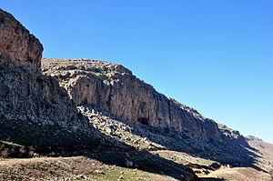 Hazar Merd Cave - Hazar Merd Caves
