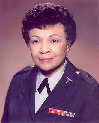 Hazel Johnson-Brown - Johnson-Brown as a brigadier general, circa 1979