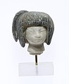 Head from a Spoon in the form of a Swimming Girl MET 11.215.533 front.jpg