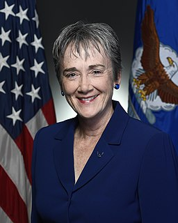Heather Wilson American politician and academic administrator