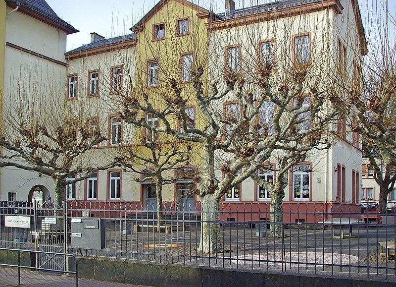Robert Schumann Gymnasium Cham