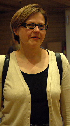 Finnish presidential election, 2006 - Image: Heidihautala
