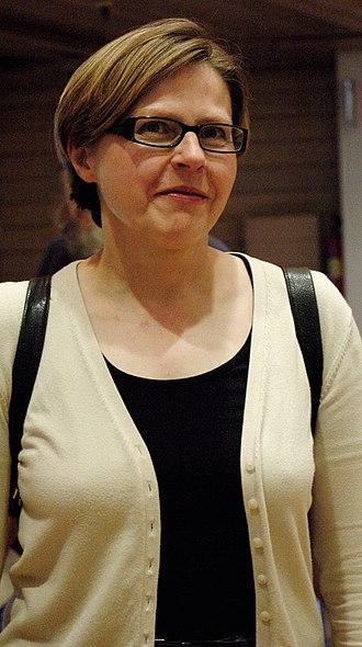 Finnish presidential election, 2006 - Image: Heidihautala