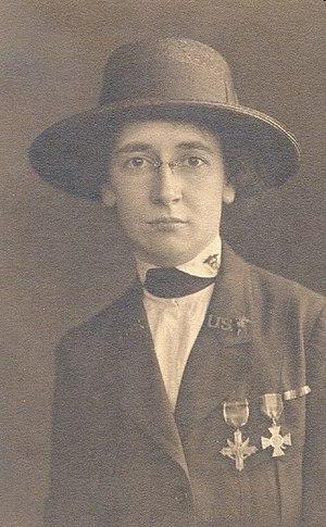 Helen Grace McClelland - United States Army Nursing Corp World War I,