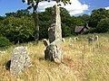 "Hellig Kvinde, menhiry, ""Święta kobieta"" i jej dzieci - panoramio.jpg"