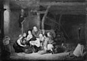 Hendrick Martensz Sorgh - The Adoration of the Shepherds - KMSsp507 - Statens Museum for Kunst.jpg