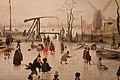 Hendrick avercamp, scena sul ghiaccio, 1610 ca. 03.jpg