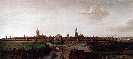 Hendrik Cornelisz. Vroom - View of Delft from the Southwest - WGA25410.jpg