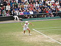 Henin On Centre Court.JPG