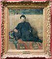 Henri de toulouse-lautrec, ritratto dell'amico pittore gustave lucien dennery, 1890 circa.jpg