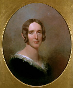 William H. Seward - Seward's wife Frances Adeline Seward