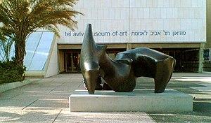 Henry Moore, Tel Aviv Museum of Art