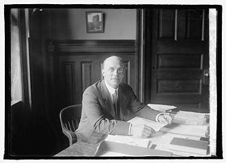 Henry S. Dennison - Henry S. Dennison, 1922