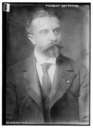 Herbert L. Satterlee - Image: Herbert Livingston Satterlee circa 1900