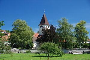 Herbrechtingen - Image: Herbrechtingen Kirche