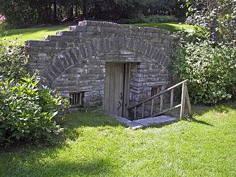 Herkimer House underground storage 2.jpg