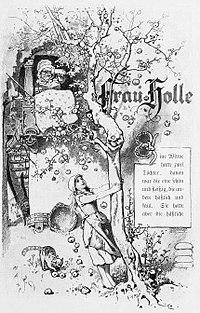 Hermann Vogel-Mother Hulda-1