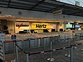 Hertz corporation airport counter Portland International Jetport PWM AutoRentals.jpg