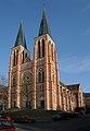 Herz Jesu Kirche, Kolpingplatz Bregenz 1.JPG