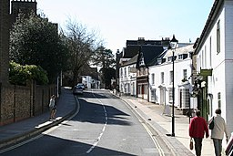 High Street, Harrow on the Hill, Middlesex - geograph.org.uk - 365307.jpg
